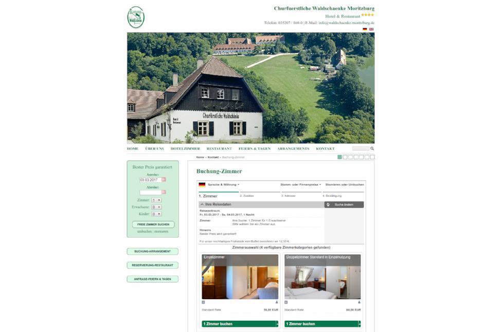 Ungewöhnlich Waldschänke Moritzburg Zeitgenössisch - Hauptinnenideen ...